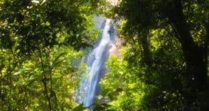 Dunhinda water Falls