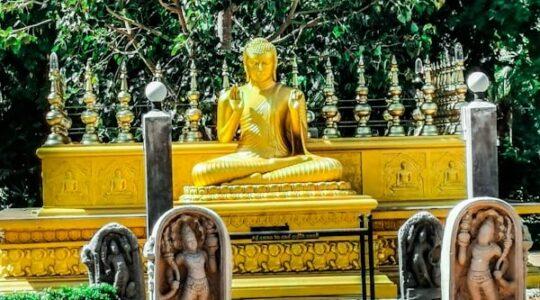 Umandawa maha vihara monastery