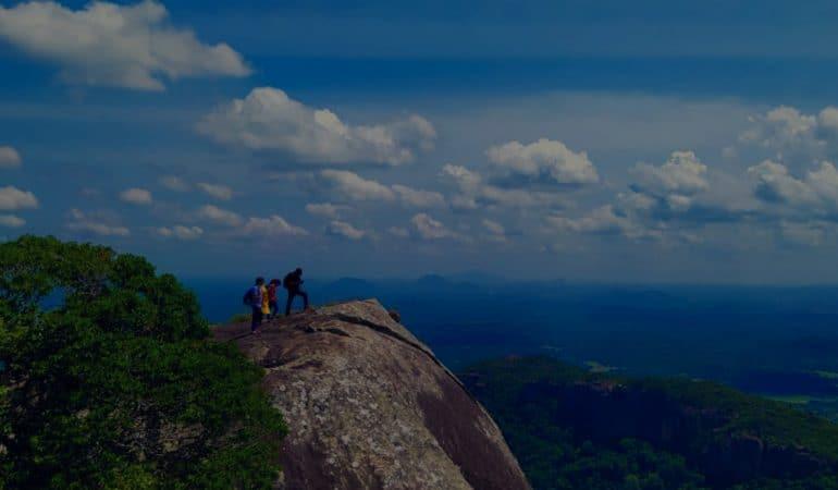 dolu kanda_mountain in sri lanka dolu kanda