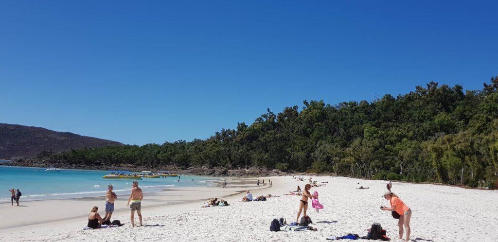 beaches in australia _ australia beaches _australian beaches_white haven beach