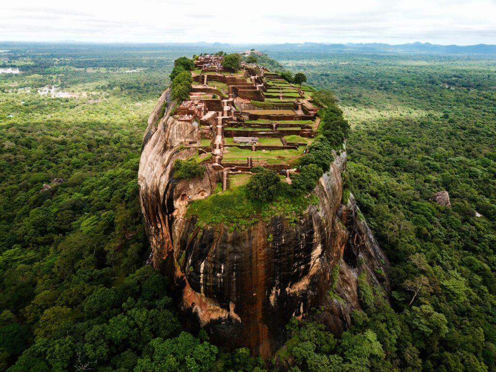 best places to visit in si lanka _sigiriya